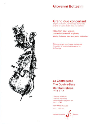 Bottesini: Grand duo concertant