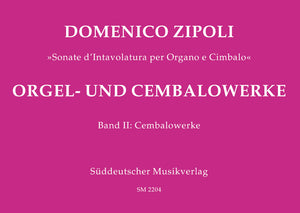 Zipoli: Organ and Harpsichord Works - Volume 2