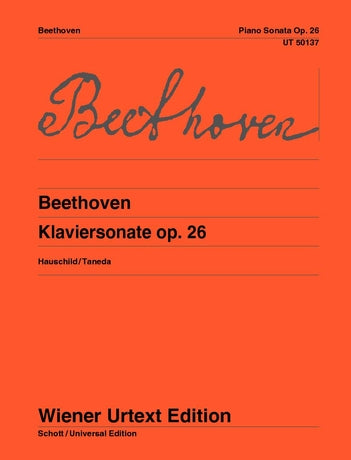 Beethoven: Piano Sonata No. 12 in A-flat Major, Op. 26