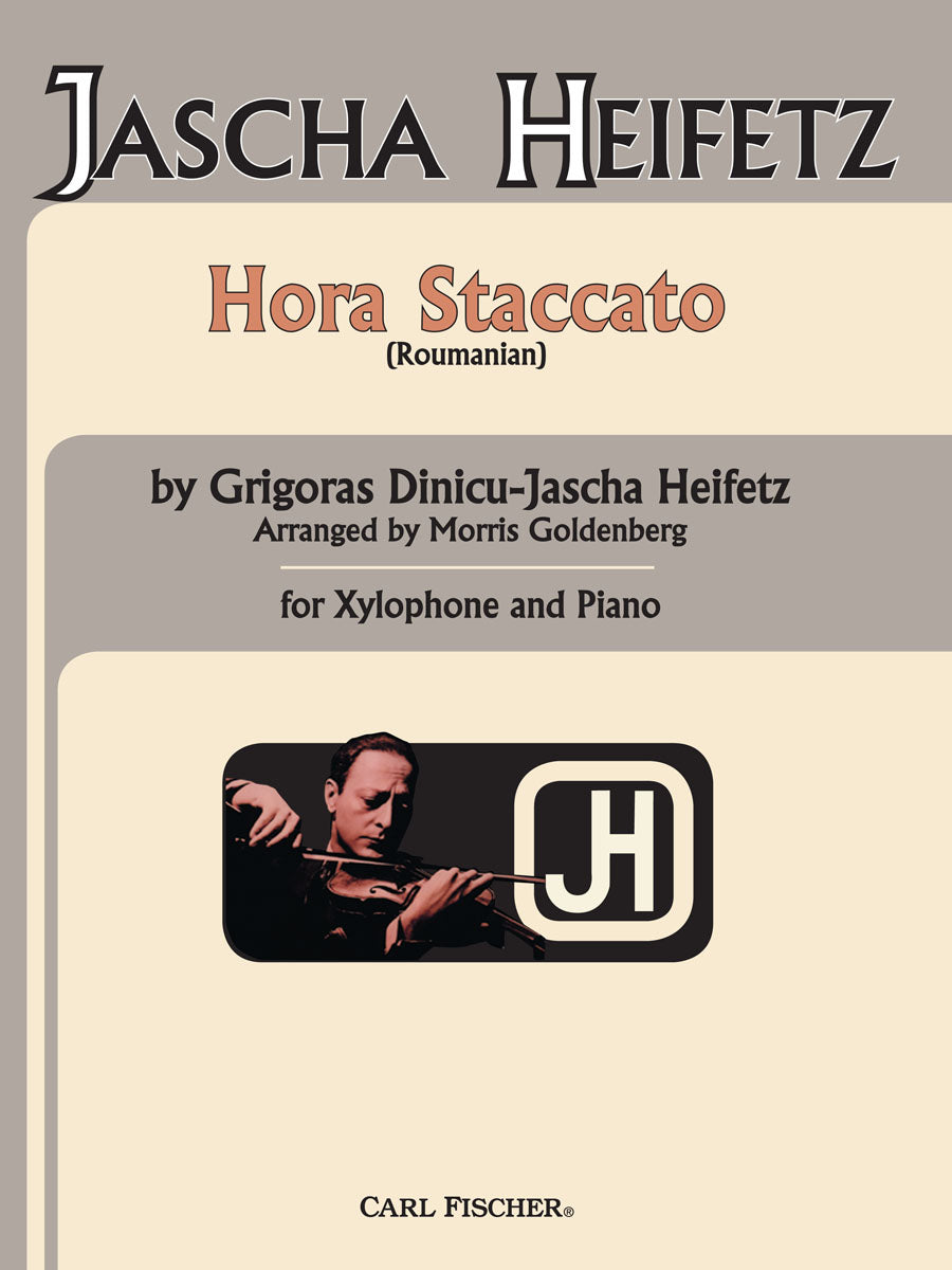 Dinicu-Heifetz: Hora Staccato (arr. for xylophone & piano)