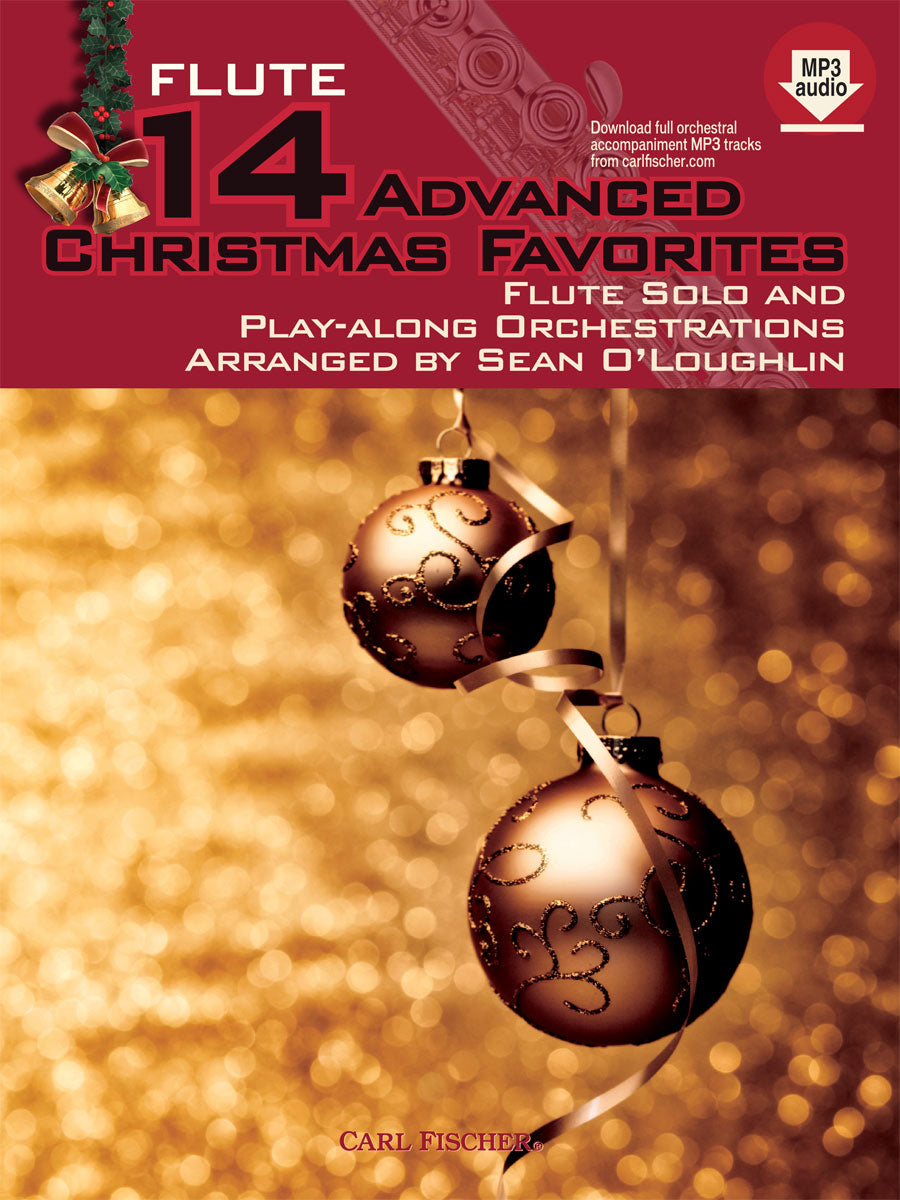 14 Advanced Christmas Favorites for Flute