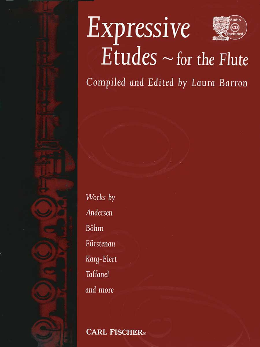 Expressive Etudes for the Flute