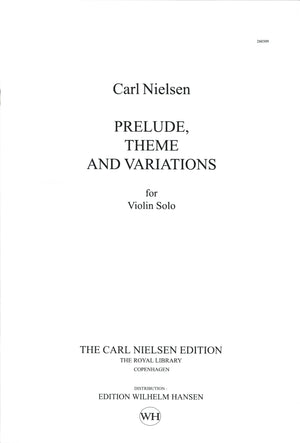 Nielsen: Prelude, Theme and Variations, Op. 48