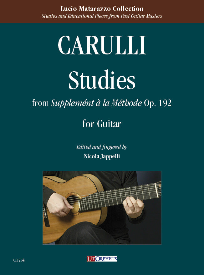 "Carulli: Studies from ""Supplemént à la Méthode"", Op. 192"