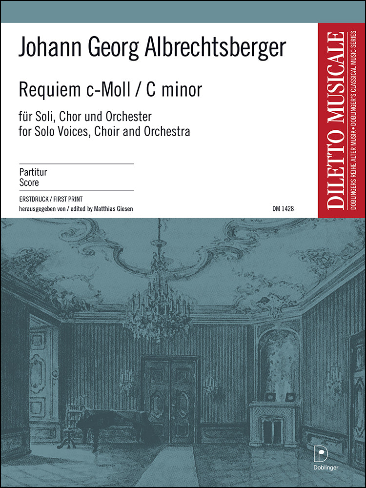 Albrechtsberger: Requiem in C Minor