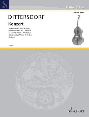 Dittersdorf: Double Bass Concerto in E-flat Major, Kr. 171