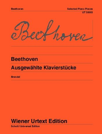 Beethoven: Selected Piano Pieces