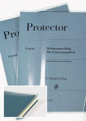 Henle Protector for Urtext Editions