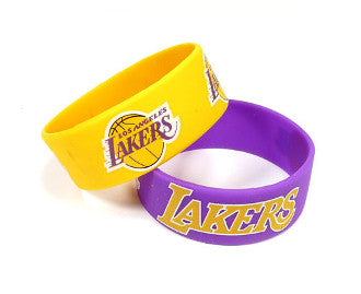 Lakers 2-Pack Wristband - Los Angeles Source