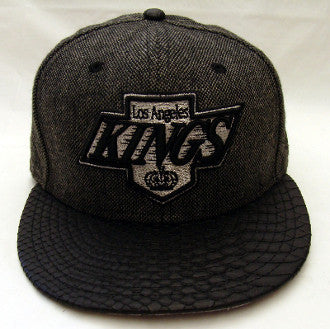 "Kings ""Slither Tweed"" StrapBack - Los Angeles Source  - 3"