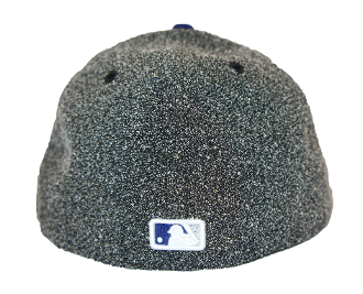 "Dodgers ""Dark Grey Spec"" Fitted Hat - Los Angeles Source  - 3"