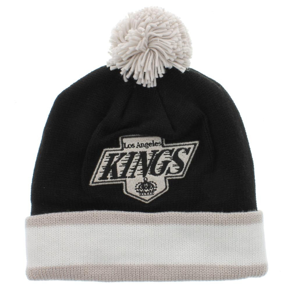 "Kings ""Main Team"" Pom Beanie - Los Angeles Source  - 1"