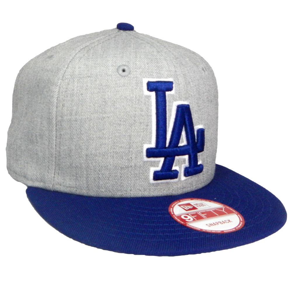 "Dodgers ""Vibrant Heather"" SnapBack - Los Angeles Source  - 3"