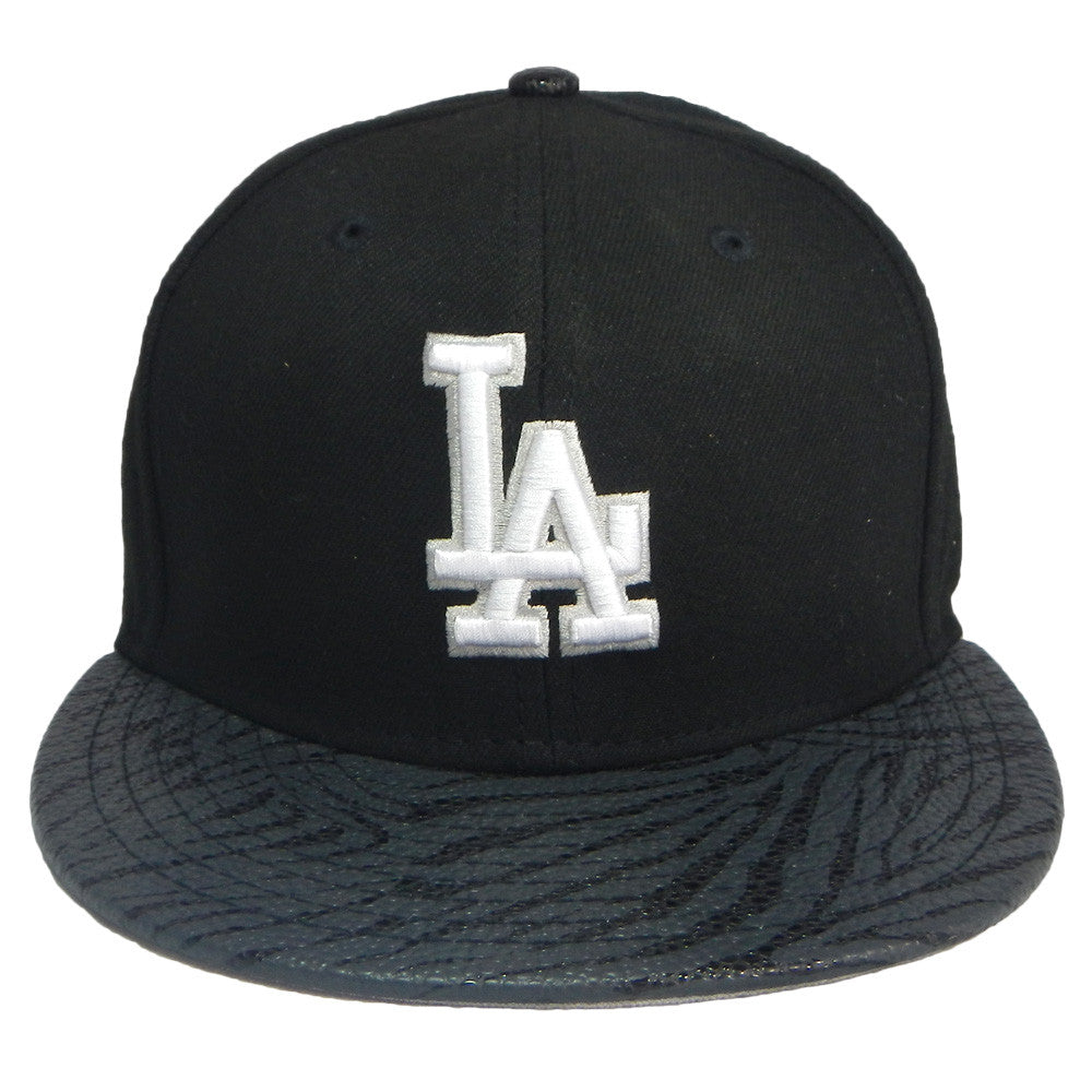 "Dodgers ""Sting Screen"" Fitted Hat - Los Angeles Source  - 2"