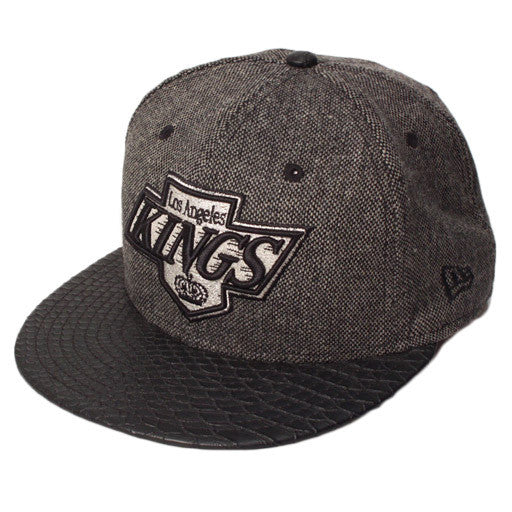 "Kings ""Slither Tweed"" StrapBack - Los Angeles Source  - 1"