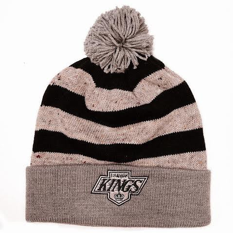 "Kings ""Speckled Oatmeal"" Beanie - Los Angeles Source"