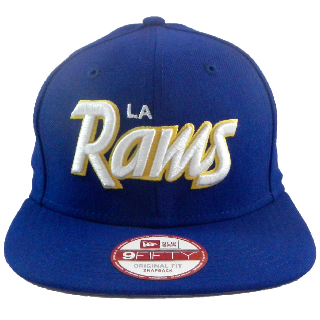 "LA Rams ""Script"" SnapBack - Los Angeles Source  - 2"