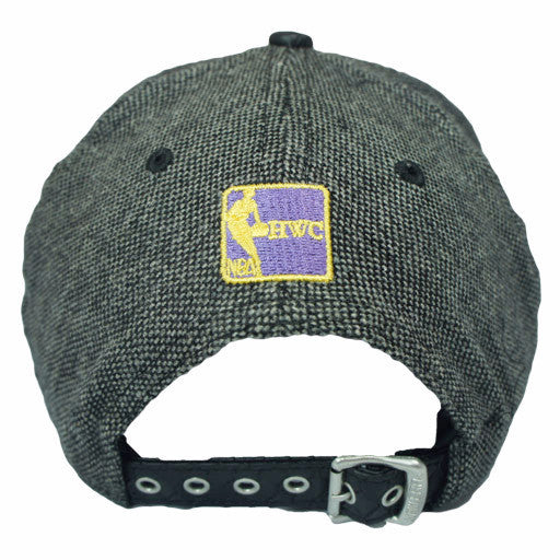 "Lakers ""HWC Slither Tweed"" StrapBack - Los Angeles Source  - 3"