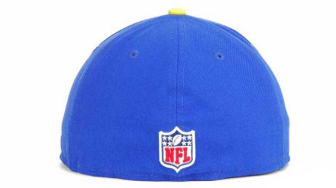 "LA Rams ""On The Field"" Fitted Hat - Youth - Los Angeles Source  - 3"
