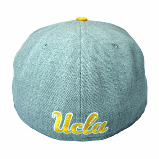 "UCLA Bruins ""Heather"" Fitted Hat - Los Angeles Source  - 4"