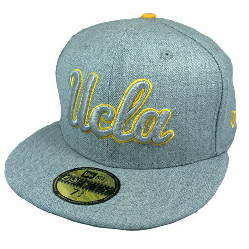 "UCLA Bruins ""Heather"" Fitted Hat - Los Angeles Source  - 2"
