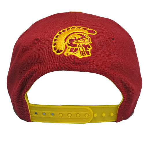 "USC Trojans ""3-Tone"" SnapBack - Los Angeles Source  - 3"
