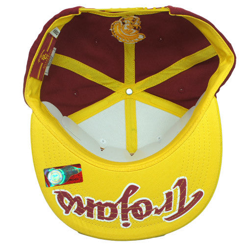 "USC Trojans ""3-Tone"" SnapBack - Los Angeles Source  - 4"