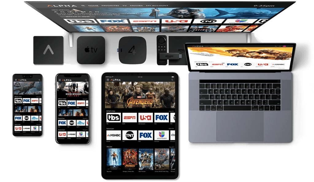 1 YEAR SUBSCRIPTION OF IPTV - RENEWALS AND MOBILE DEVICES
