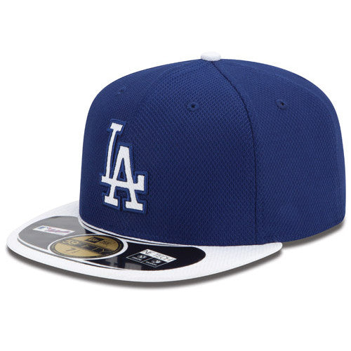 "Dodgers ""Diamond Era"" Fitted Hat - Blue - Los Angeles Source  - 1"