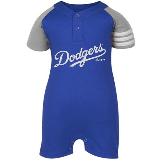 "Dodgers ""Royal"" Infant Romper 18 months - Los Angeles Source  - 1"