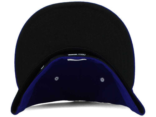 "OKC Dodgers ""D-Logo"" Fitted Hat - Blue - Los Angeles Source  - 5"