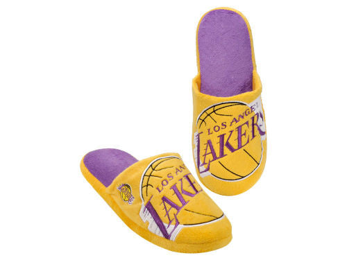 "Lakers ""Big Logo"" Slippers - Los Angeles Source"