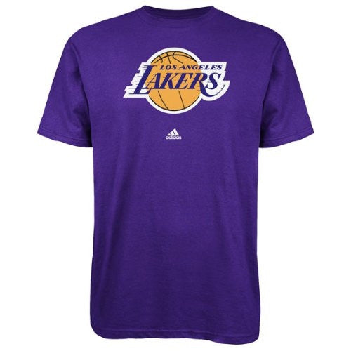 "Lakers ""Primary Logo"" Shirt - Purple - Los Angeles Source"