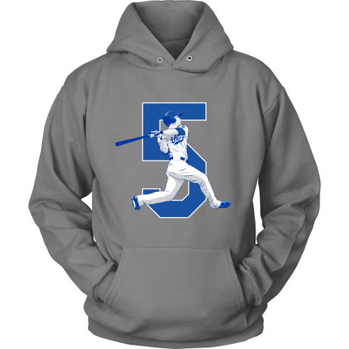 "Corey Seager ""The Prospect"" Hoodie - Los Angeles Source  - 1"