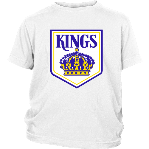 "LA Kings ""Vintage 1969"" Youth Shirt - Los Angeles Source  - 1"