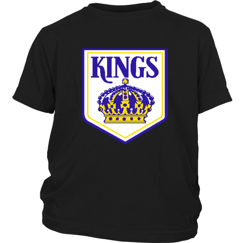"LA Kings ""Vintage 1969"" Youth Shirt - Los Angeles Source  - 2"