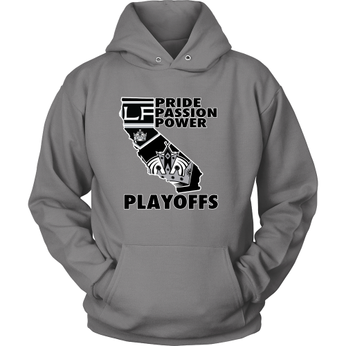 "LA Kings ""Playoff Time"" Hoodie - Los Angeles Source  - 4"
