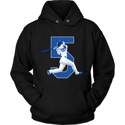 "Corey Seager ""The Prospect"" Hoodie - Los Angeles Source  - 5"