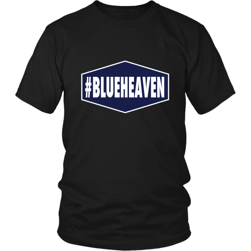 "Dodgers ""#BLUEHEAVEN"" Shirt - Los Angeles Source  - 7"