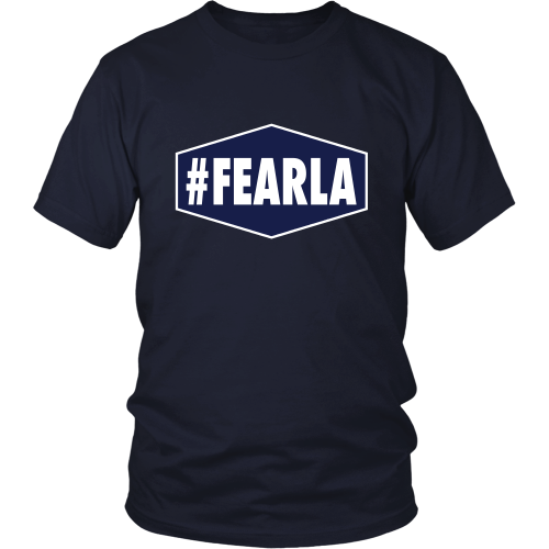 "Dodgers ""#FEARLA"" Shirt - Los Angeles Source  - 6"