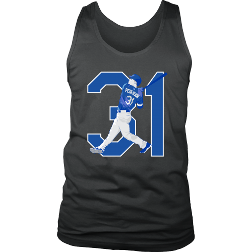 "Joc Pederson ""Young Joc"" Tank Top - Los Angeles Source  - 2"