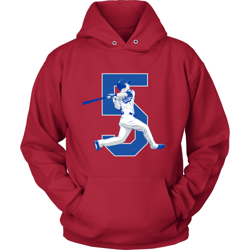 "Corey Seager ""The Prospect"" Hoodie - Los Angeles Source  - 6"