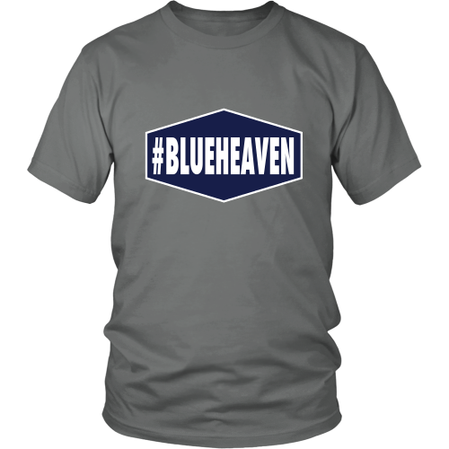 "Dodgers ""#BLUEHEAVEN"" Shirt - Los Angeles Source  - 1"