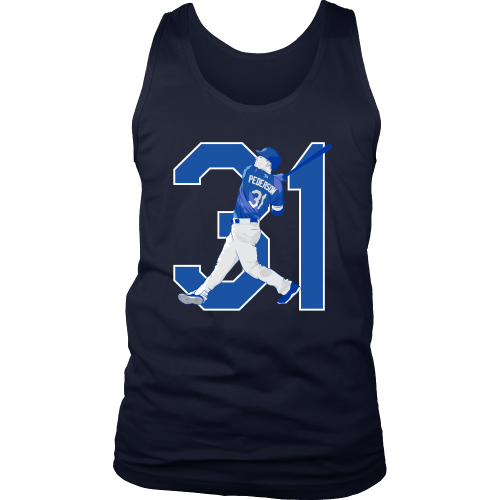 "Joc Pederson ""Young Joc"" Tank Top - Los Angeles Source  - 4"