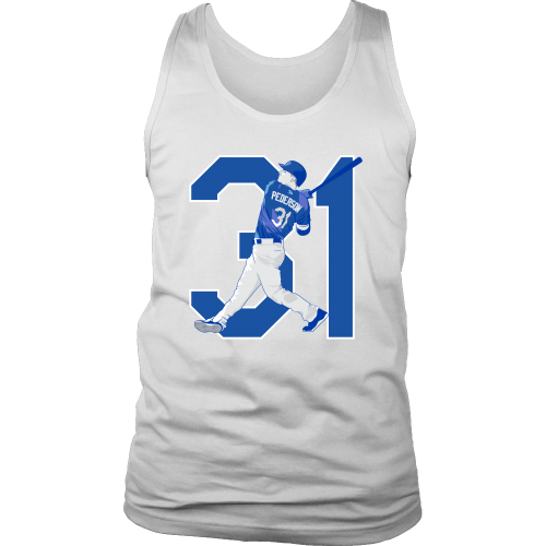 "Joc Pederson ""Young Joc"" Tank Top - Los Angeles Source  - 3"