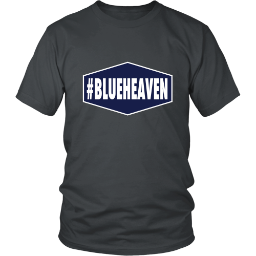 "Dodgers ""#BLUEHEAVEN"" Shirt - Los Angeles Source  - 6"