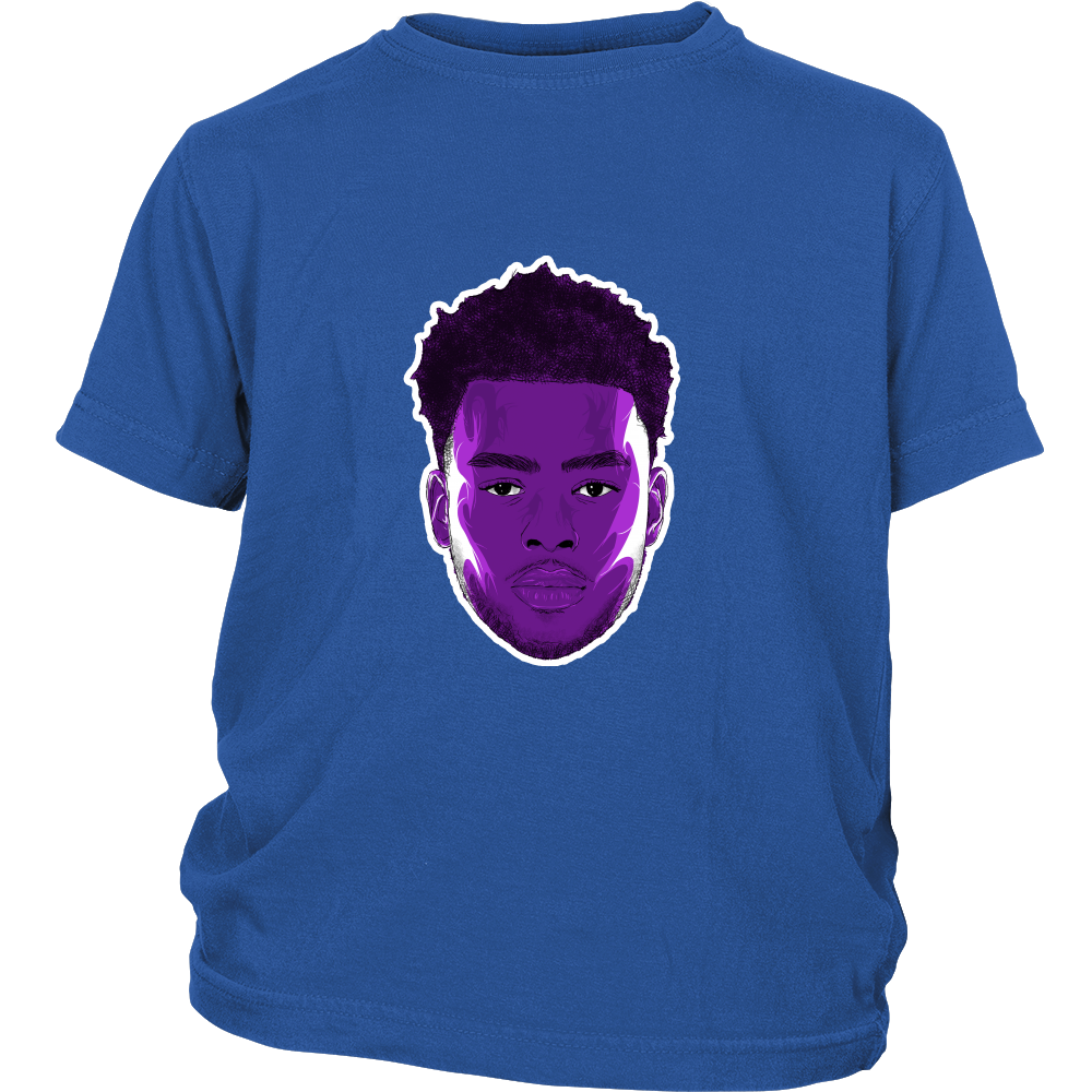 "D'Angelo Russell ""The Future"" Youth Shirt - Los Angeles Source  - 3"