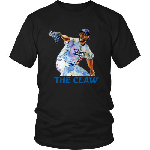 "Clayton Kershaw ""The Claw"" Shirt - Los Angeles Source  - 3"
