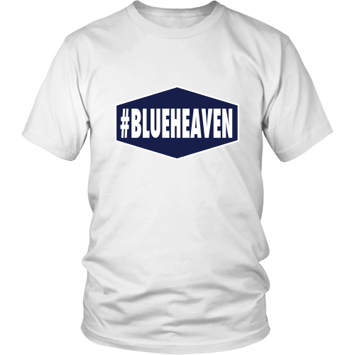 "Dodgers ""#BLUEHEAVEN"" Shirt - Los Angeles Source  - 3"
