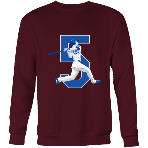 "Corey Seager ""The Prospect"" Sweatshirt - Los Angeles Source  - 3"